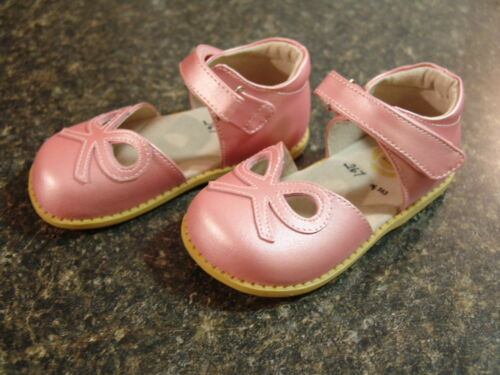 NEW Livie /& Luca BOW PETAL in Pink Icing color toddler size 5-13