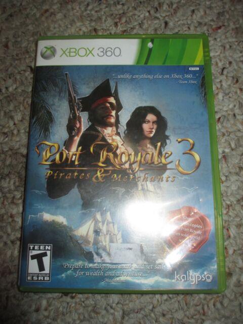 Port Royale 3: Pirates & Merchants (Microsoft Xbox 360 ...
