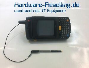 Motorola Symbol MC7596-PYCSUZWG9WR 2D Qr Cam Barcode Scanner Incl. Pen
