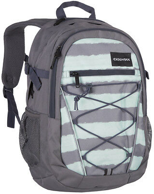 Chiemsee Herkules Backpack Rucksack Schulrucksack Laptoptasche Tasche Ocean