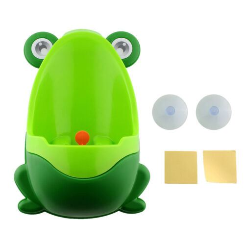 Frog Children Potty Toilet Training Kids Urinal Baby Boys Pee Trainer Bathroom