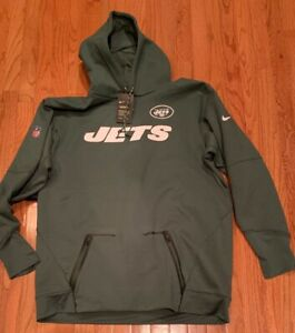 3ca61b9c Details about Men's New York Jets Nike Green Champ Drive Vapor Speed  Pullover Hoodie NWT 2XLT