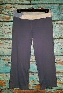 a03a8433052d75 Victoria's Secret sport VSX sleek fit yoga pants capri size small ...