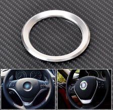 Bmw anillo diafragma para emblema cromo serie 1,3,5,7,x1,x3,x5,x6
