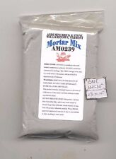 Mortar Dry Mix - for Dollhouse miniatures  AM0239