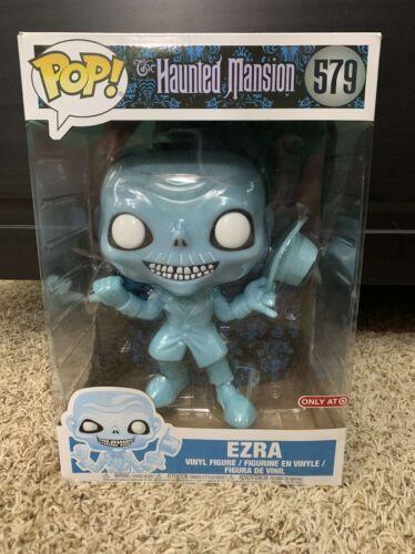 "Haunted Mansion 10/"" Inch Ezra #579 Target Exclusive Vinyl Figure Funko Pop"