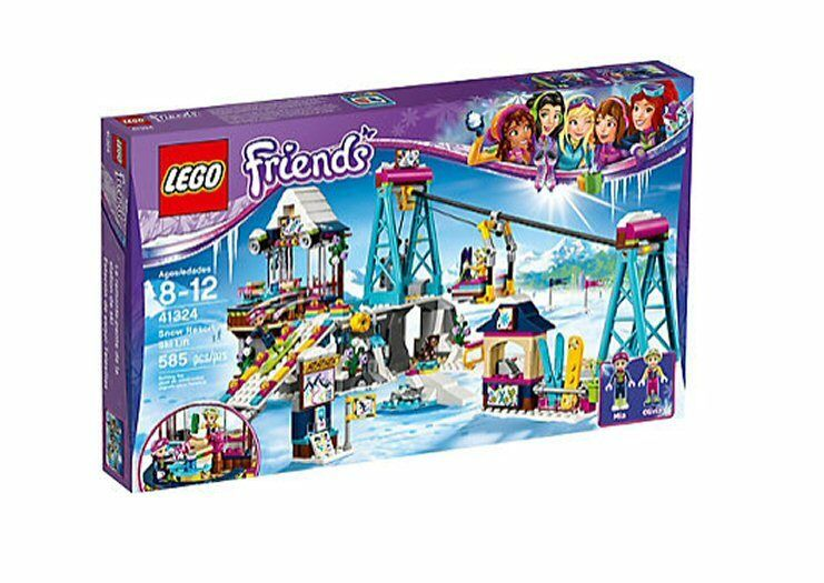 Lego Friends 41324 - Skilift im Wintersportort  NEU & OVP