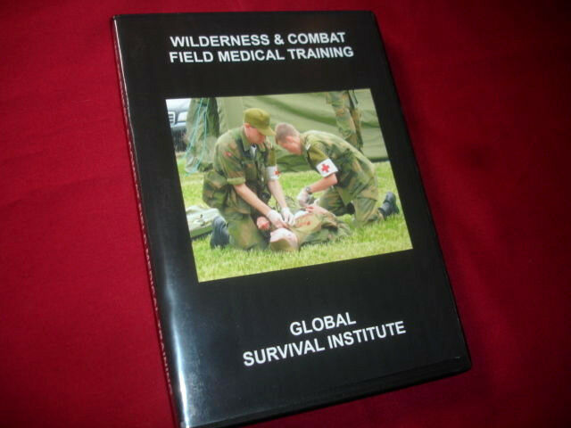 G2  WILDERNESS & COMBAT FIELD  MEDICAL TRAINING- KNIFE &BULLET WOUNDS- FIRST AID  online shopping and fashion store