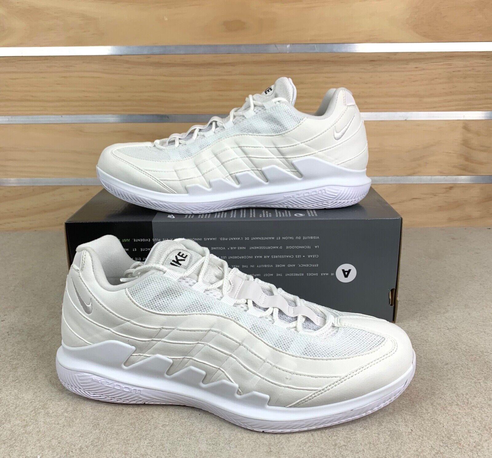 Size 11 - Nike Court Zoom Vapor X Air Max 95 Triple White 2020 for ...