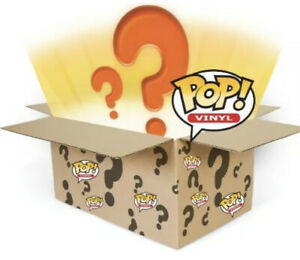 Funko-Pop-Mystery-Box-Common-Exclusive-Vaulted-Mix-Guranteed-Profit