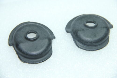 CLASSIC FIAT 500 126 SPARK PLUG RUBBERS COVER RUBBER COVERS CAPS BRAND NEW