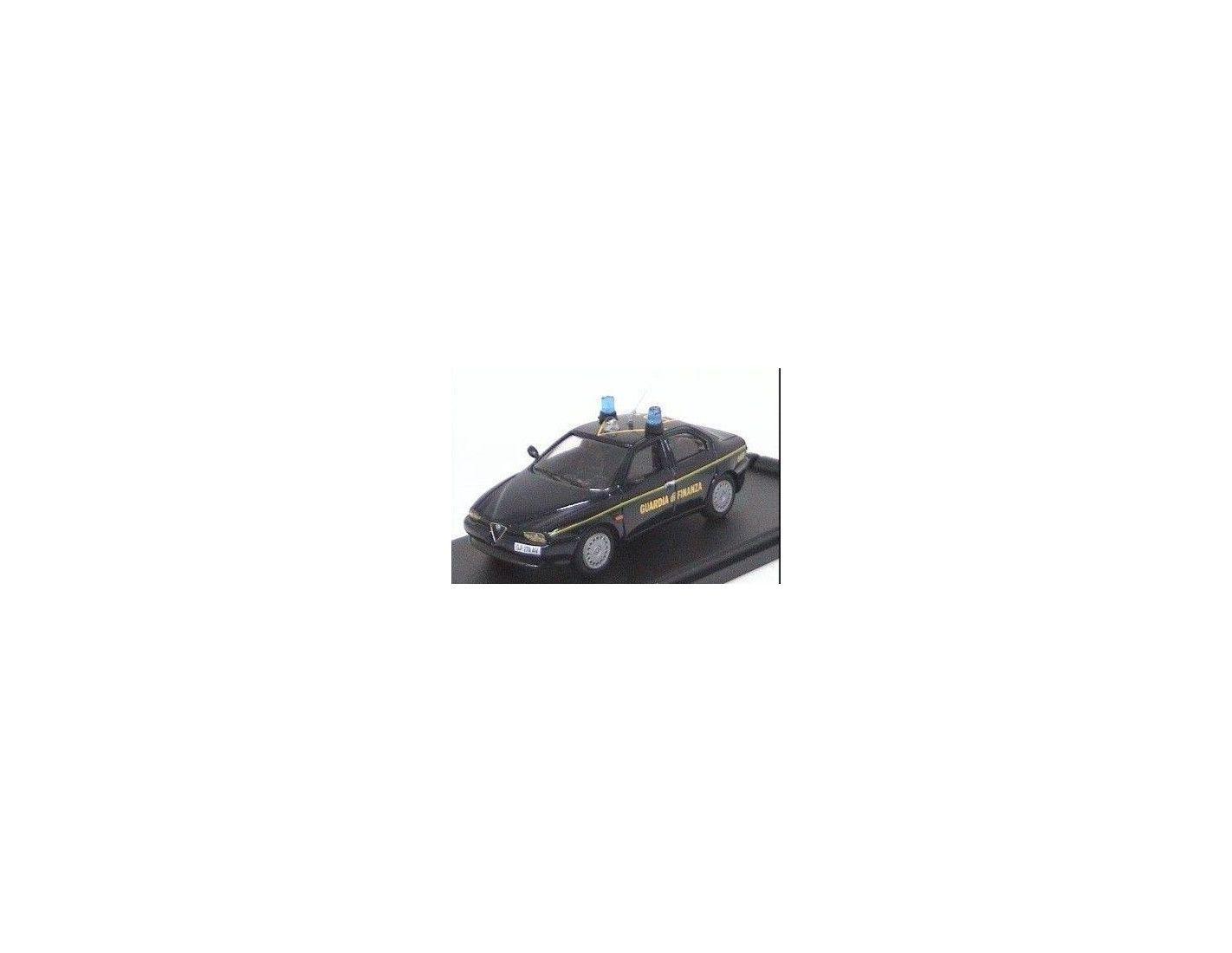 Giocher AR GDF ALFA ROMEO 156 GUARDIA DI FINANZA Modellino