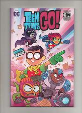 Teen Titans Go! Mumbo Jumble - Vol 3 TPB Cartoon Network - (Grade 9.2) 2016