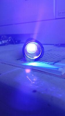Uv Taschenlampe Mit Batterie Volumen Groß