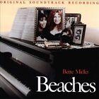 Beaches [Original Soundtrack] by Bette Midler (CD, Nov-1988, Atlantic (Label))