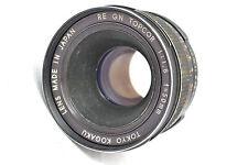 RARA Topcon RE GN Kogaku TOPCOR NERO 50/1.8 50mm F1.8 lens for EXAKTA