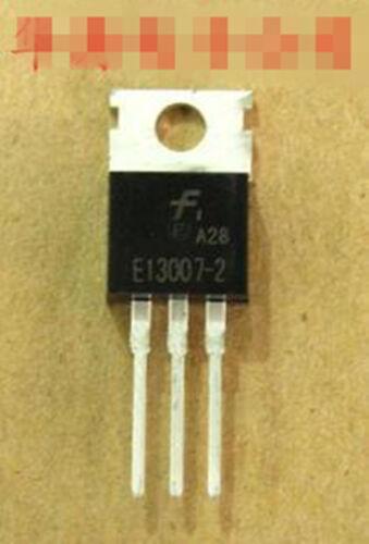 10PCS FJP13007 TO-220 MJE13007 J13007-2 13007 TRANSISTOR