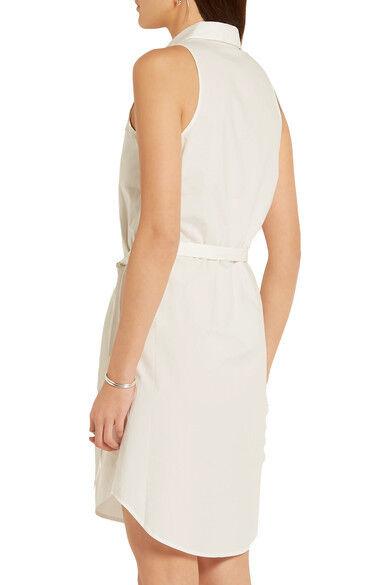 NWT  318 Equipment Femme Claudia Shirtdress Shirtdress Shirtdress Net-a-porter Size Small 141a74