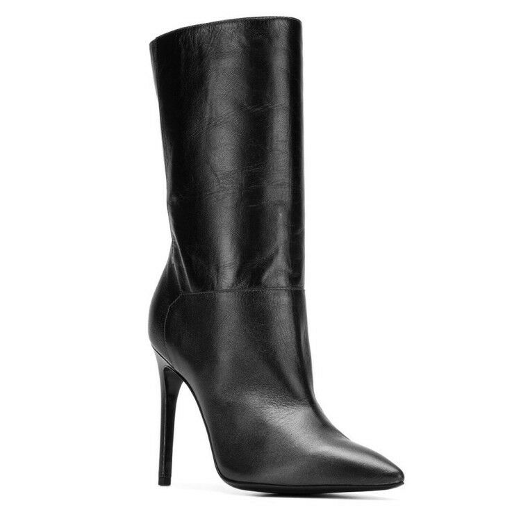 Women Women Women Pointy Toe Ankle Boots Party High Stilettos Heel shoes New Booties Sz 2-9 251714