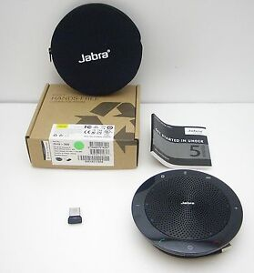 7ae17578e49 JABRA SPEAK 510+ MS USB Bluetooth UC with Link 360 Dongle for Lync ...