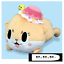 furyu Chiitan Nesoberi Big stuffed 35㎝ otter japan limited kawaii japan goods