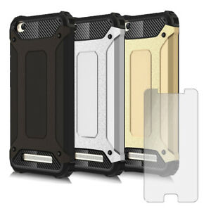 Pour-Xiaomi-Redmi-4A-Housse-Etui-Coque-Telephone-Protection-avec-Film-Protecteur