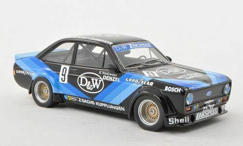 NEO MODELS Ford Escort MkII RS Gr.2 1 43 45232