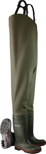 grün Dunlop A442631.CW Acifort Wat und Anglerhose
