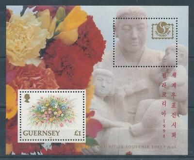 209378) Gb Guernsey Bl.12** Philakores 94