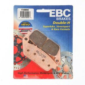 EBC FA196HH Sintered  Front Brake pads Honda VT VT750 Shadow models 1997 to 2009