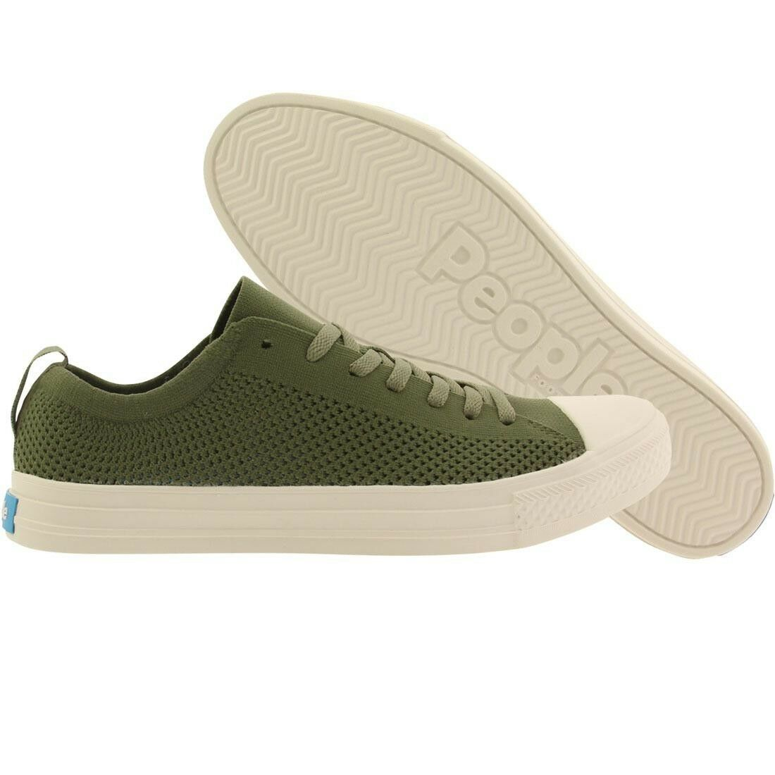 89.00 People Footwear Men The Phillips Knit green expedition NC01K-009