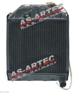 F 015 SCHLEPPER Kühler für Ford Traktor 2000-6600