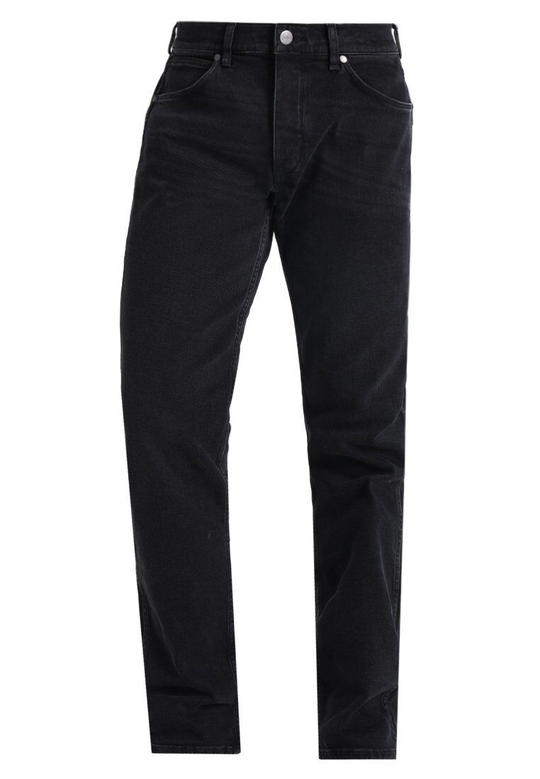 WRANGLER verdeSBoro Jeans Straight Leg Jeans Uomo Cool Cool Cool nero Taglia W 35 l32 a4544 459e9d