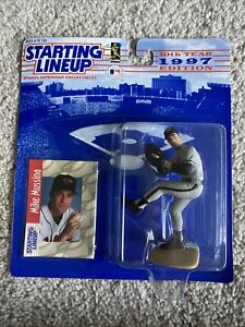 1997 Starting Lineup Mike Mussina Figurine New in PACKAGE Baltimore Orioles