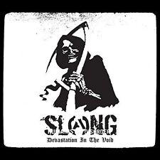 Slang, The Slang - Devastation in the Void [New CD]