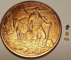 #G.5 TVs Gold Rush Alaskan Gold 10 pcs Alaska Natural Placer Gold