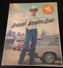 DALLAS BUYERS CLUB Blu-Ray SteelBook KimchiDVD Exclusive Lenticular #/1800 Rare!