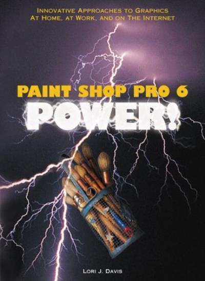 Paint Shop Pro 6,Lori Davis