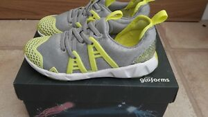12f Trainers Grey Running Clarks Boys Luminousrun New Brand qwXa6fYx