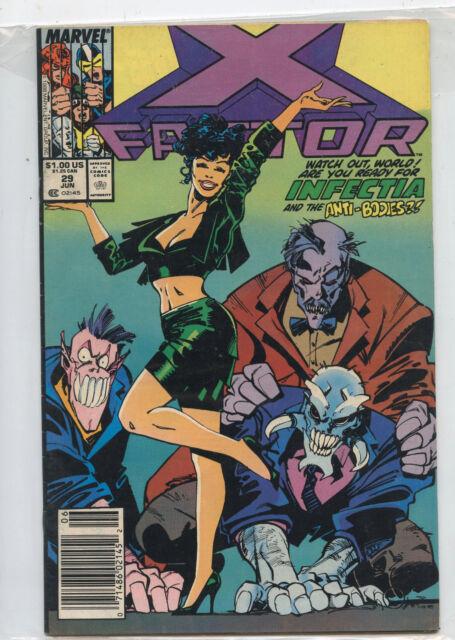 X-FACTOR #1 NM Presale 07//29 Marvel Comics