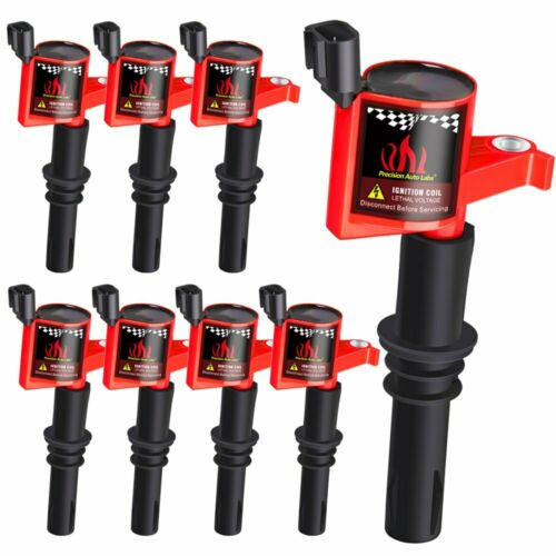 8 Pack Ignition Coil DG511 For Ford F-150 Expedition Mustang 4.6L//5.4L 2004-2008