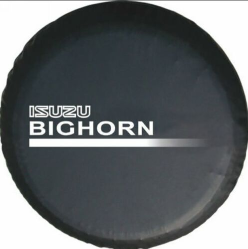 "For ISUZU BIGHORN Amigo SPARE WHEEL TIRE COVER DIY UNIVERSAL Size 30-31/"""