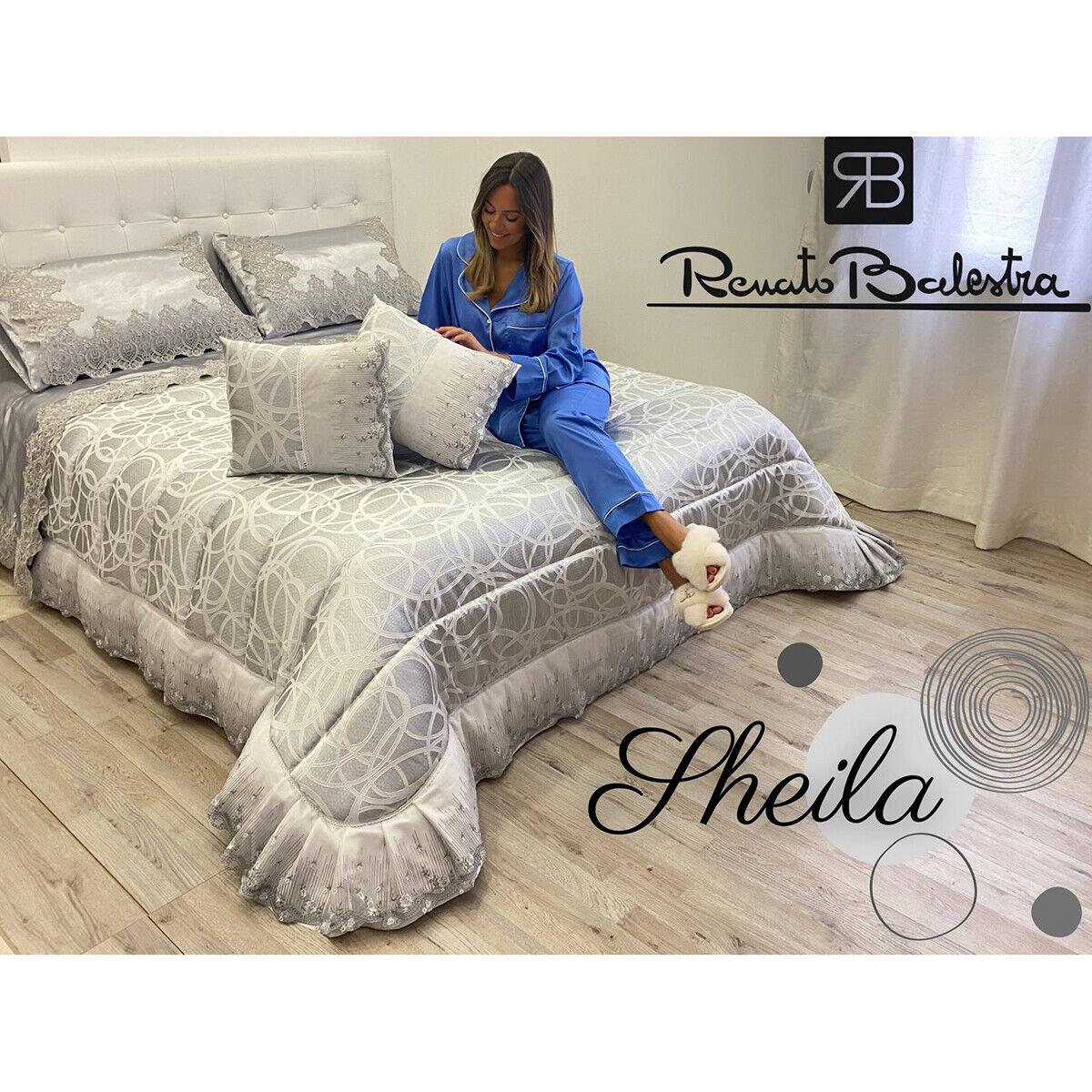 Quilt RENATO BALESTRA Sheila duvet double bed Winter Elegant