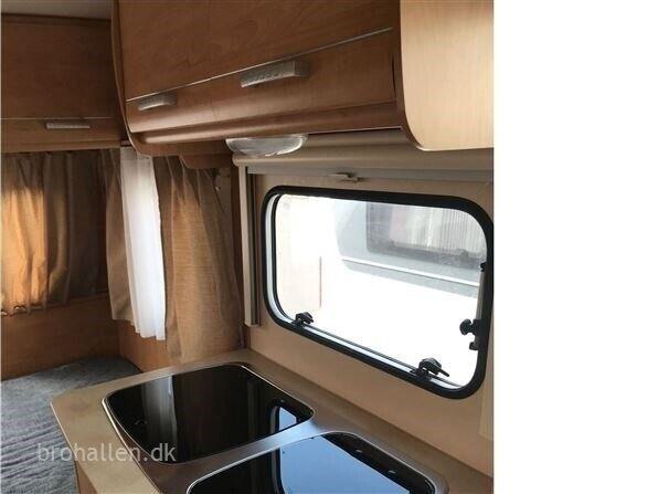 Caravelair Antares Luxe 370, 2009, kg egenvægt 700