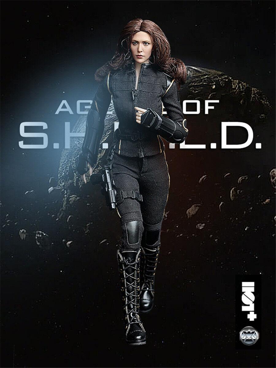 calientePlus hp057 16 Agent suit Shock suit Suitable for azione cifra