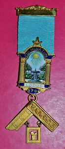 Masonic Past Master's Jewel Culminatum Lodge No 5709