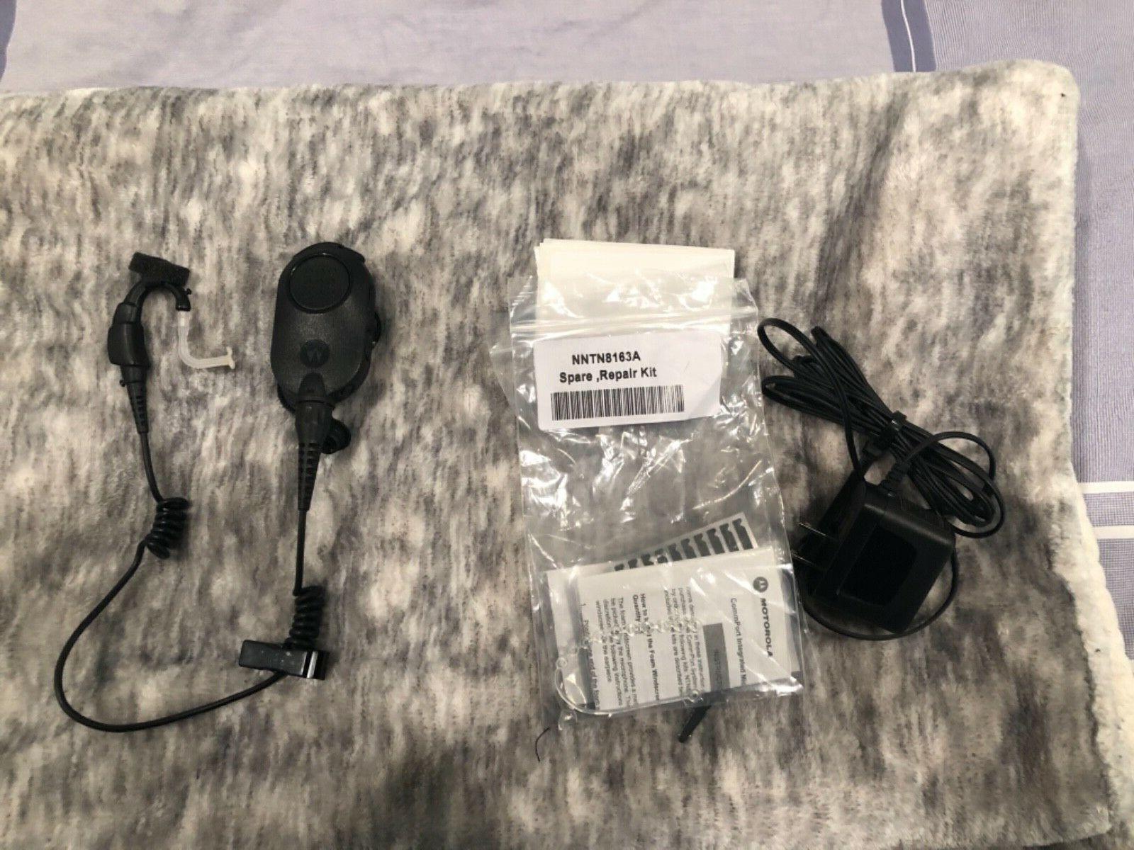 Motorola NNTN8125 Operations Critical Wireless Earpiece w/ 12