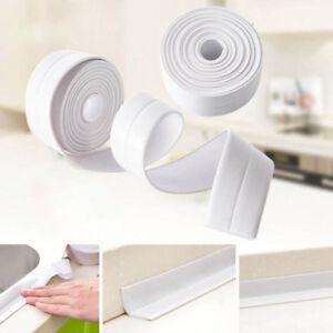1 x pvc selbstklebend waschbecken wasserfest klebeband k che badezimmer dusche ebay. Black Bedroom Furniture Sets. Home Design Ideas