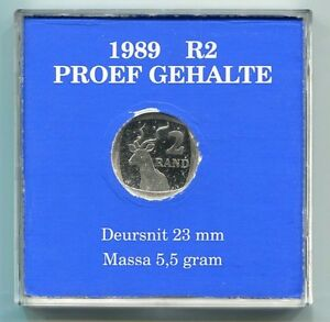 South-Africa-1989-Official-R2-Proof-Coin-in-Original-Capsule