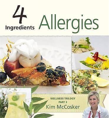 1 of 1 - book 4 Ingredients Allergies by Kim McCosker (Paperback, 2013)